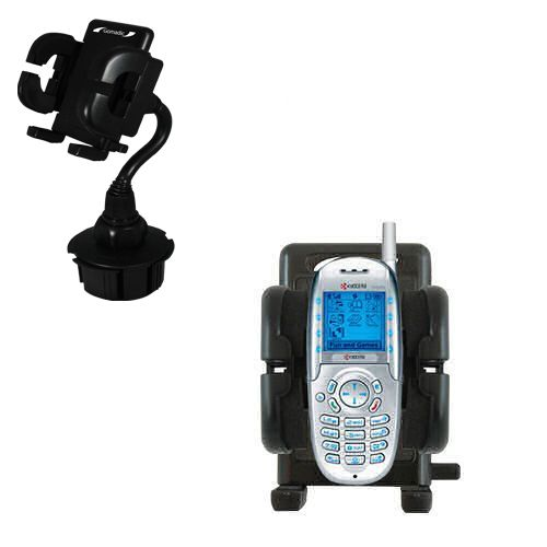 Cup Holder compatible with the Kyocera 3225