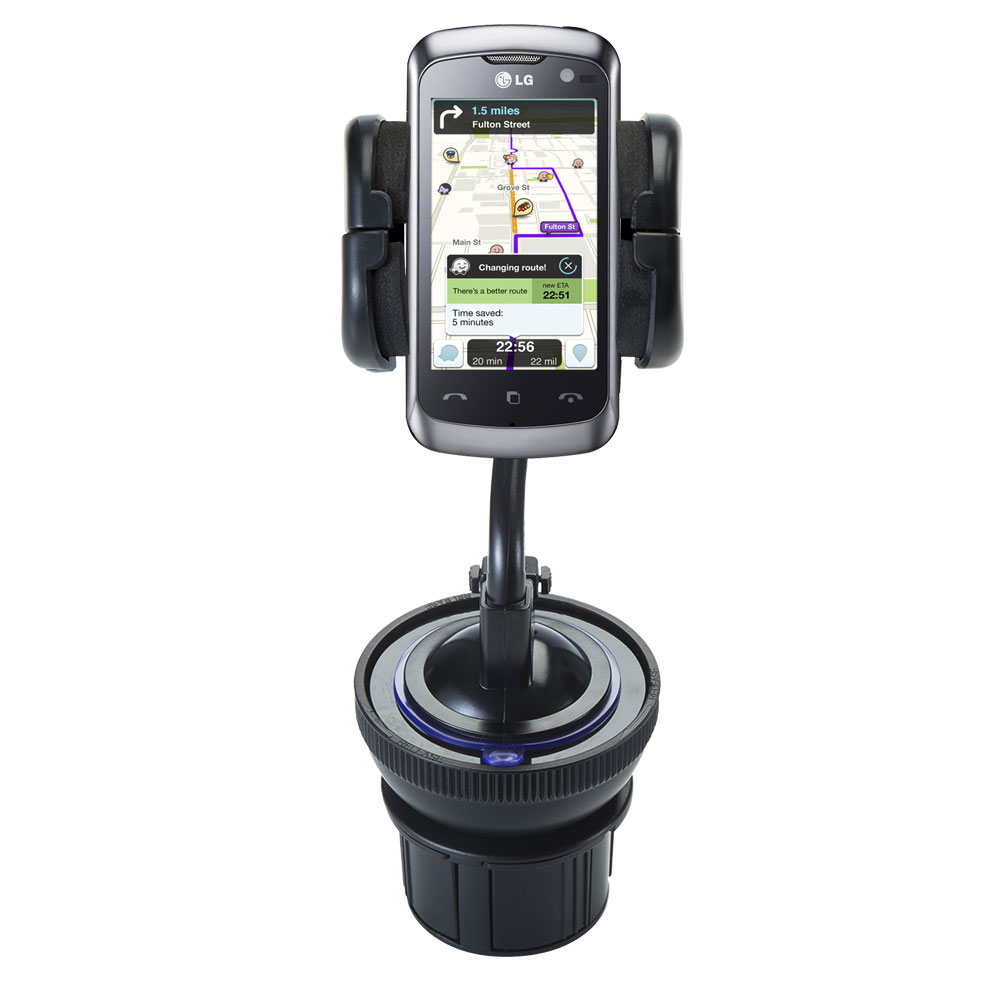 Cup Holder compatible with the LG Cookie Live