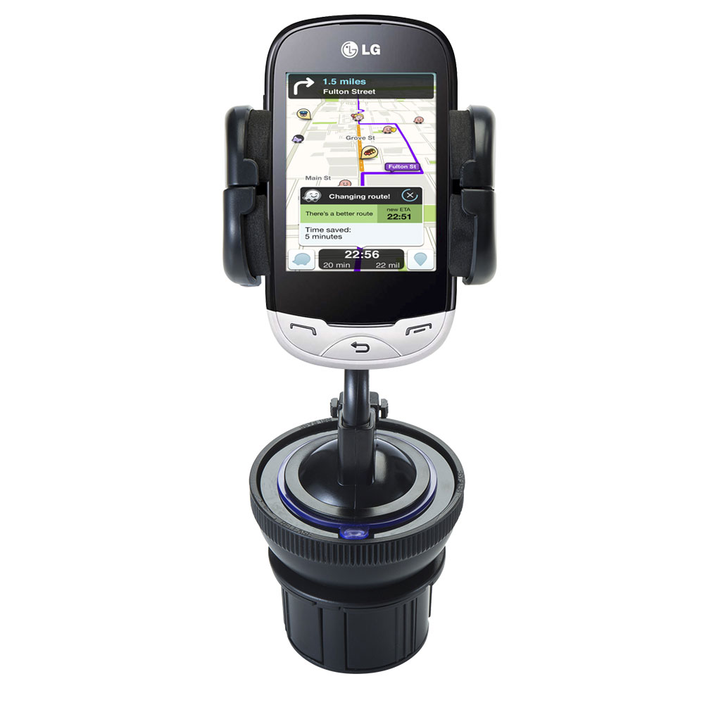 Cup Holder compatible with the LG EGO Wi-Fi
