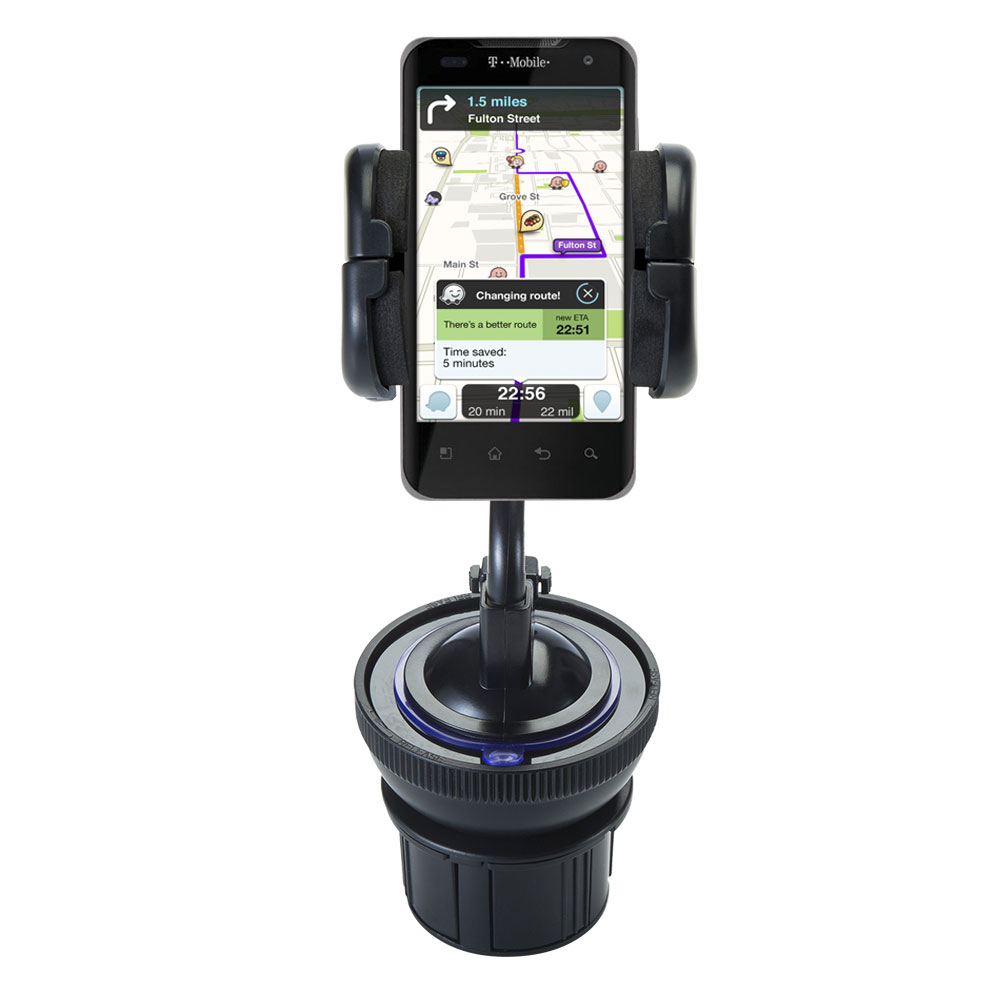 Cup Holder compatible with the LG G2x