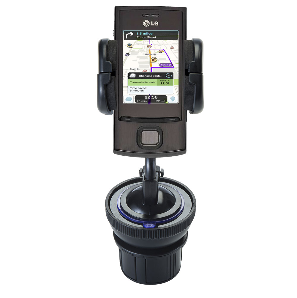 Cup Holder compatible with the LG GD550