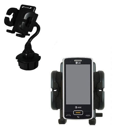 Cup Holder compatible with the LG GW820 eXpo