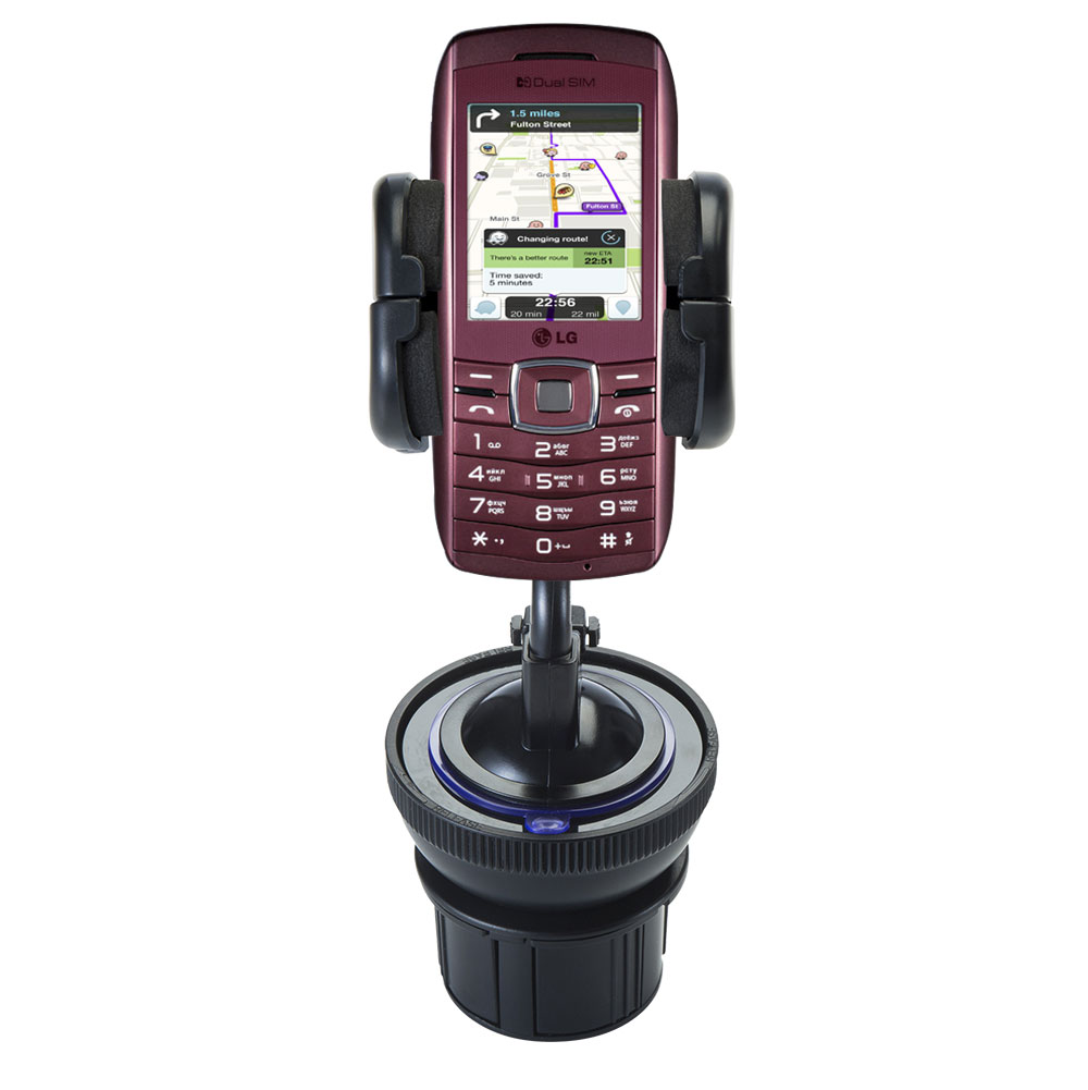 Cup Holder compatible with the LG GX300
