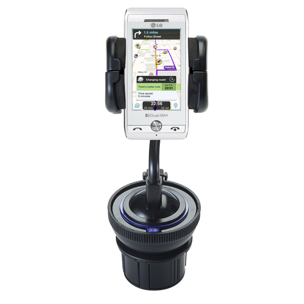 Cup Holder compatible with the LG GX500