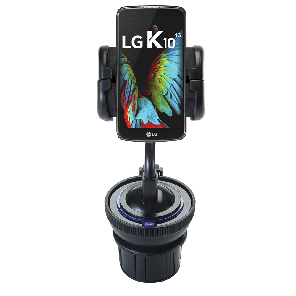 Cup Holder compatible with the LG K8 / K10