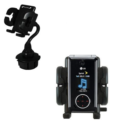 Cup Holder compatible with the LG LX570 / LX-570