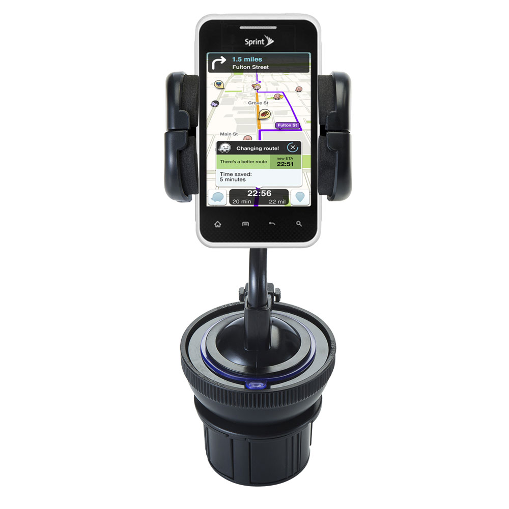 Cup Holder compatible with the LG Optimus Elite