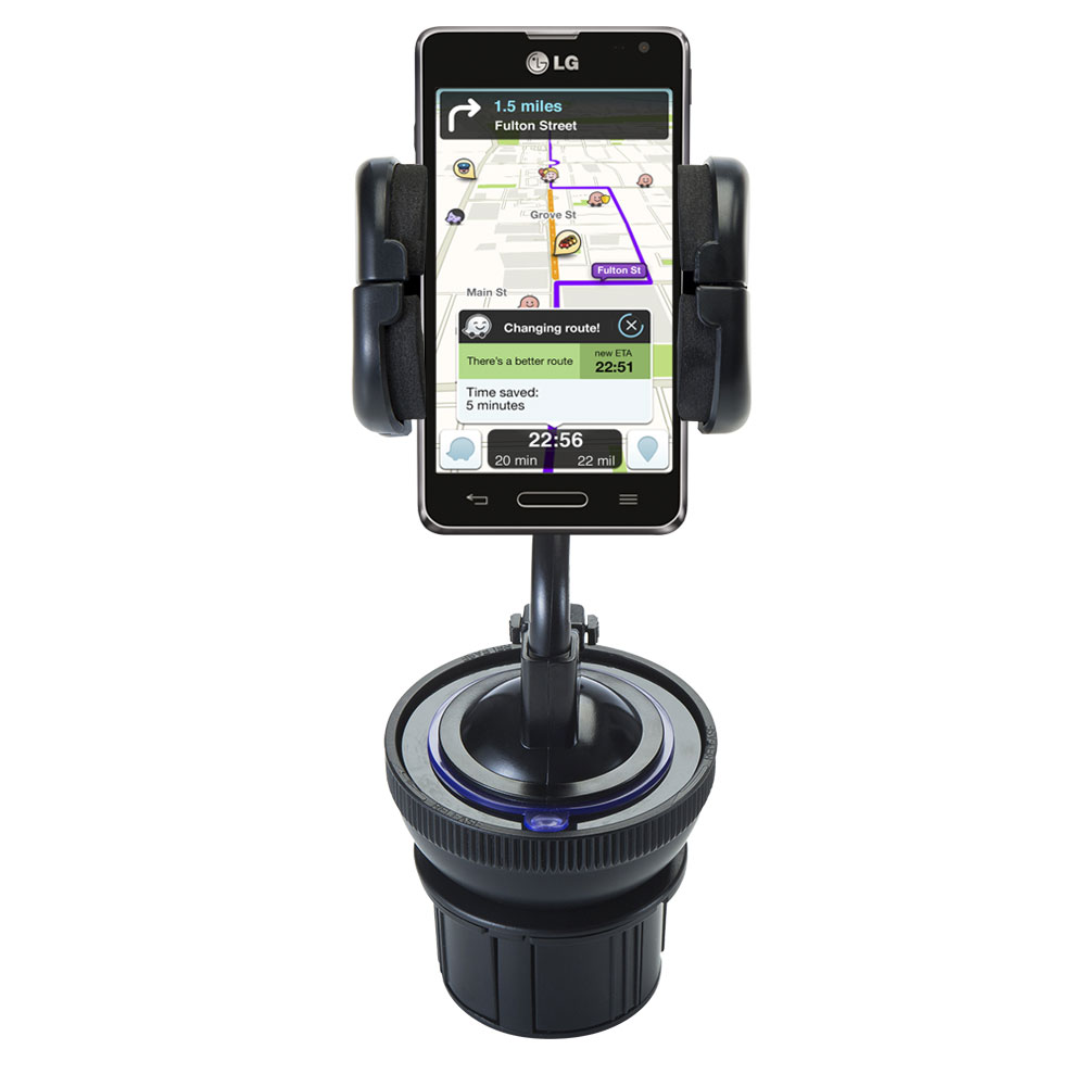 Cup Holder compatible with the LG Optimus F3