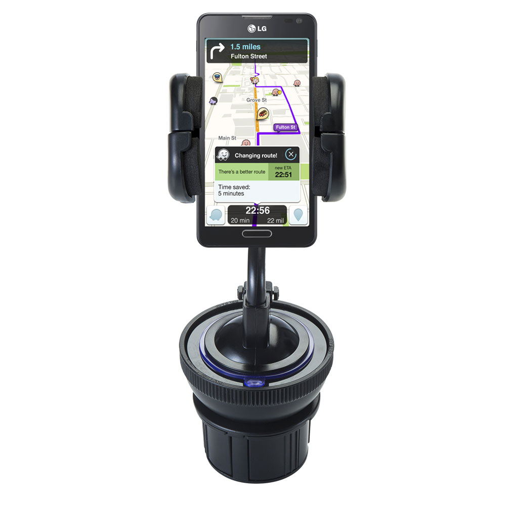 Cup Holder compatible with the LG Optimus F6
