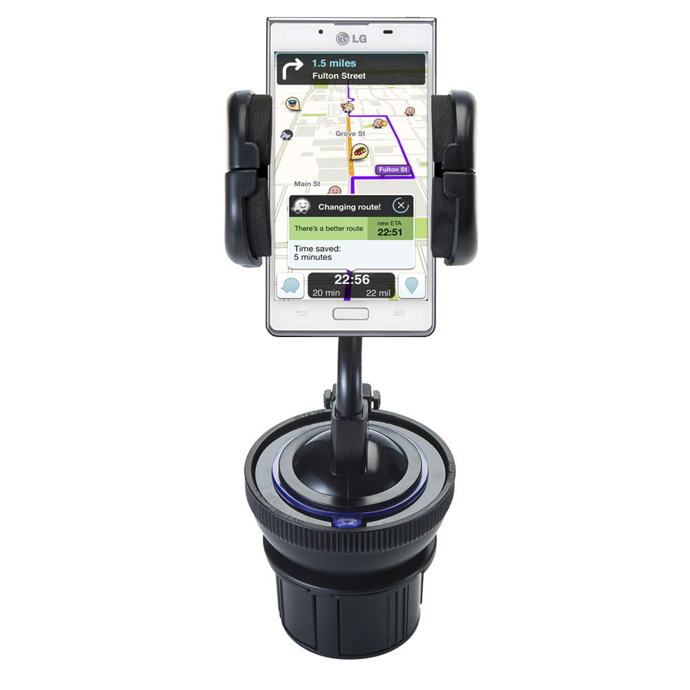 Cup Holder compatible with the LG Optimus L7