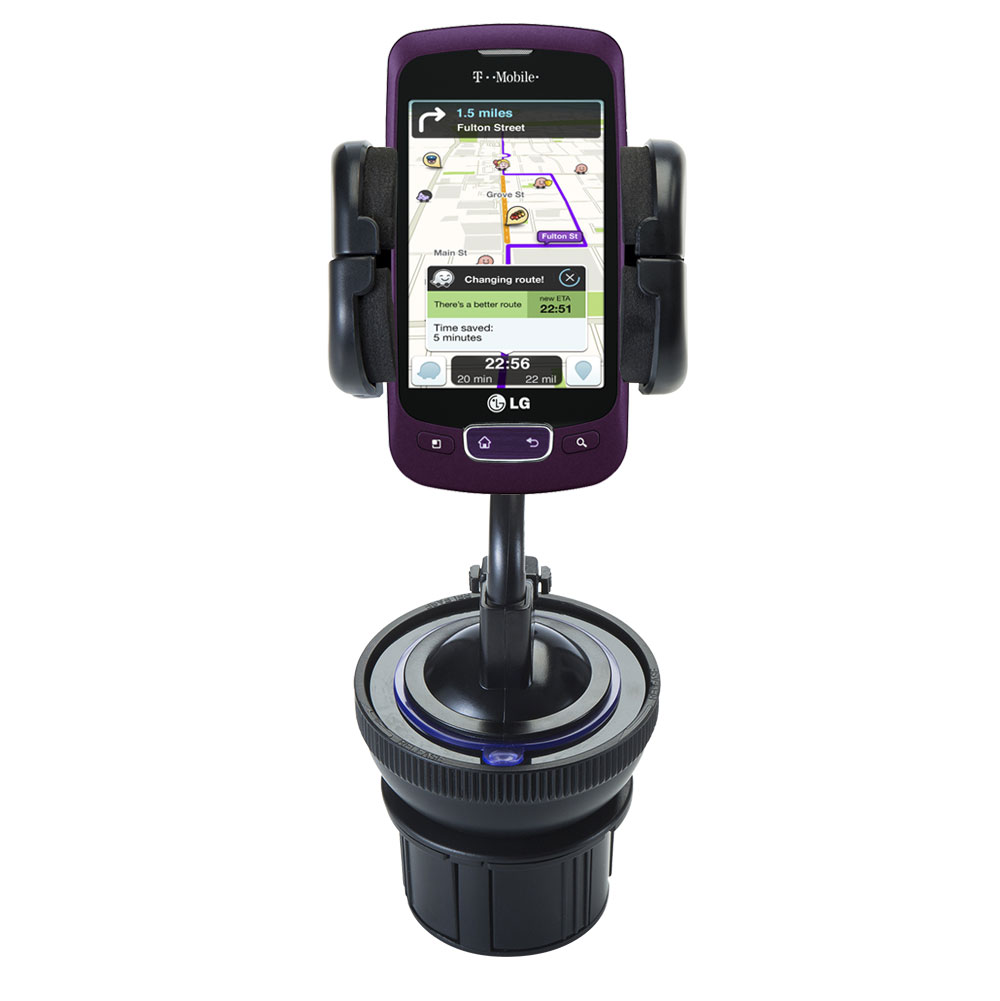 Cup Holder compatible with the LG Optimus T