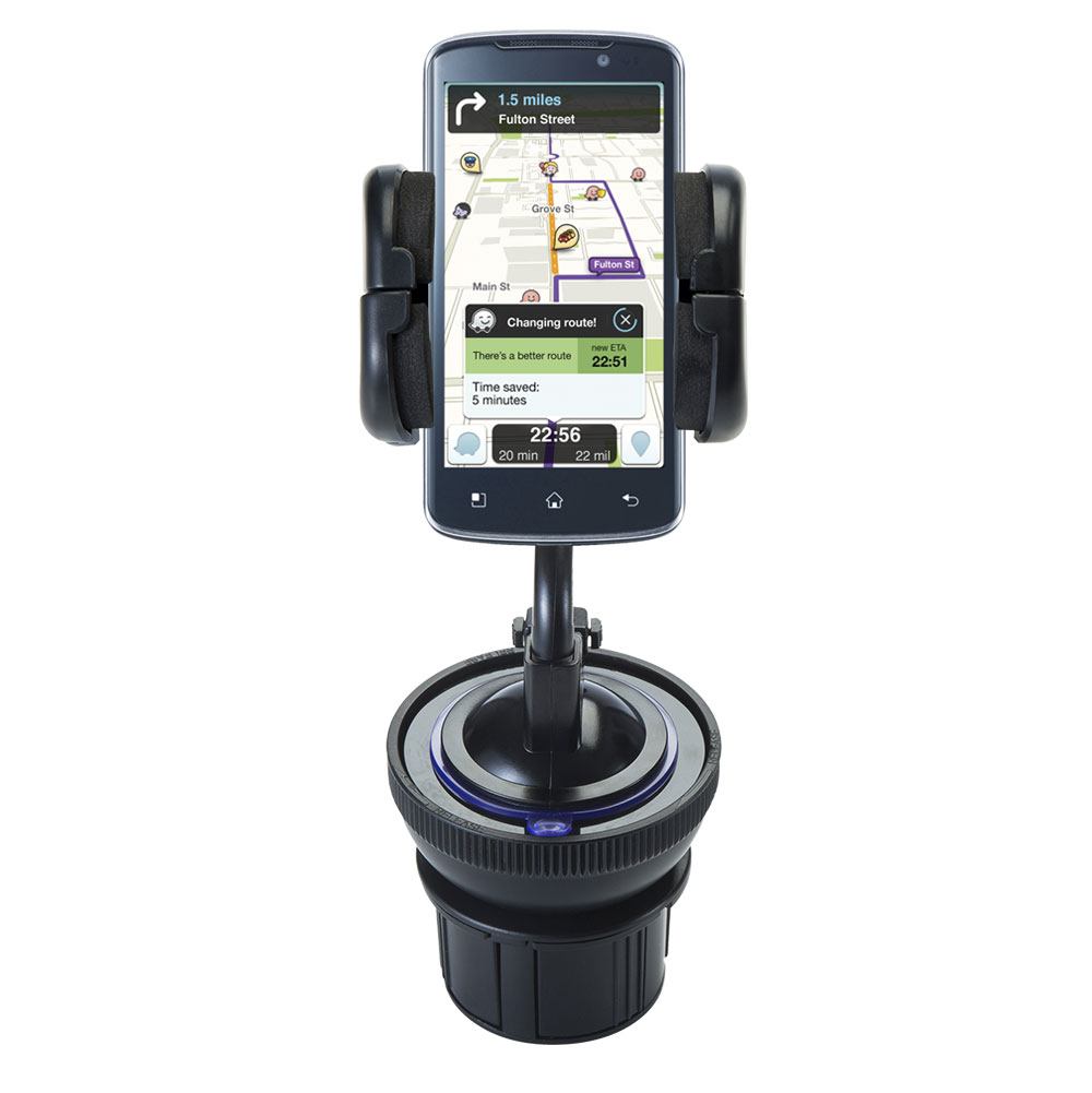 Cup Holder compatible with the LG Optimus True HD