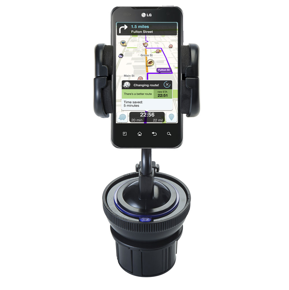Cup Holder compatible with the LG Optimus Two