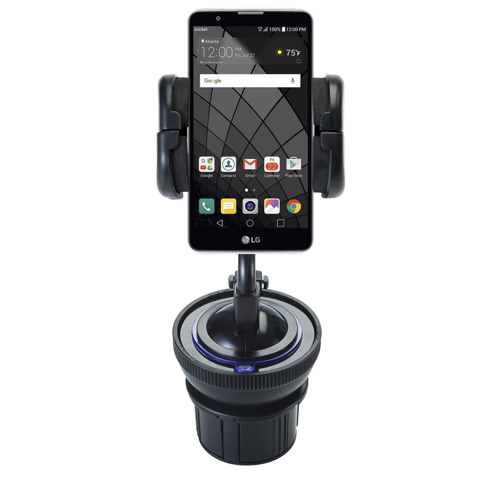 Cup Holder compatible with the LG Stylo 2 / 2V