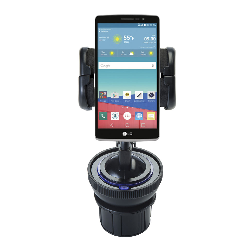 Cup Holder compatible with the LG Stylo 3