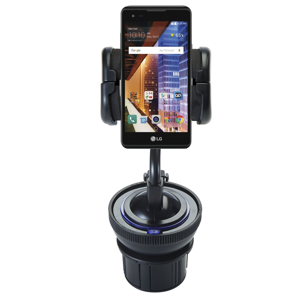 Cup Holder compatible with the LG Tribute HD