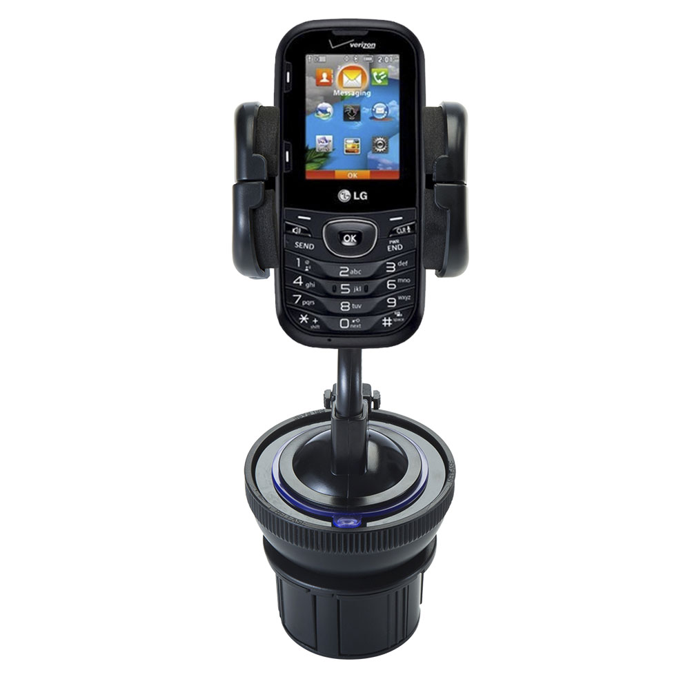 Cup Holder compatible with the LG UN251