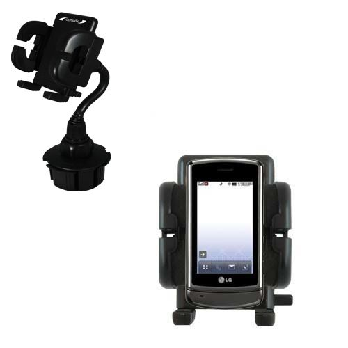 Cup Holder compatible with the LG UX830 UX840