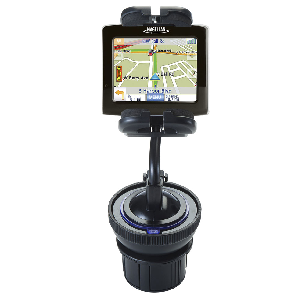 Cup Holder compatible with the Magellan Maestro 3200