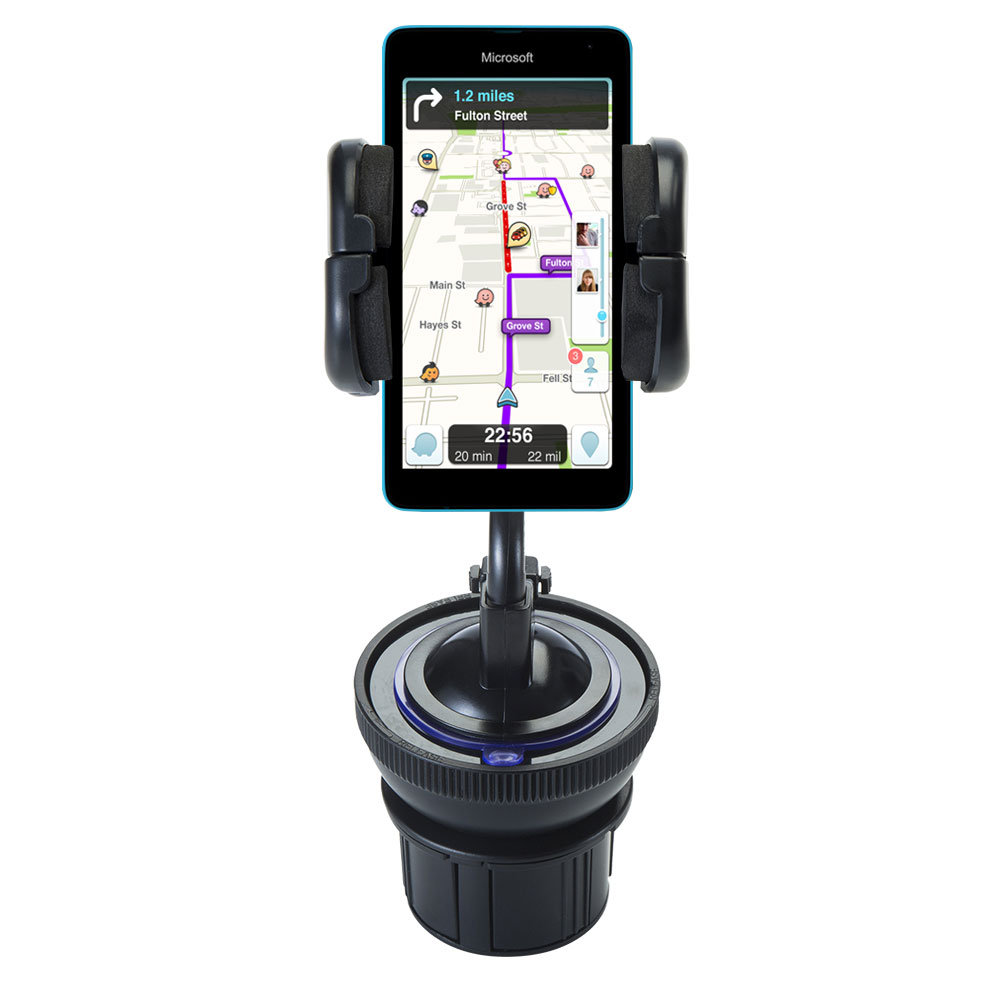 Cup Holder compatible with the Microsoft Lumia 535