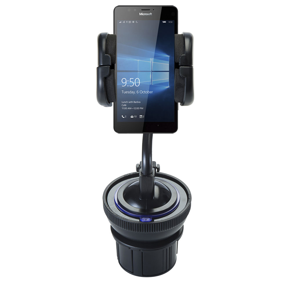 Cup Holder compatible with the Microsoft Lumia 950