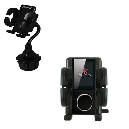 Cup Holder compatible with the Microsoft Zune 4GB / 8GB