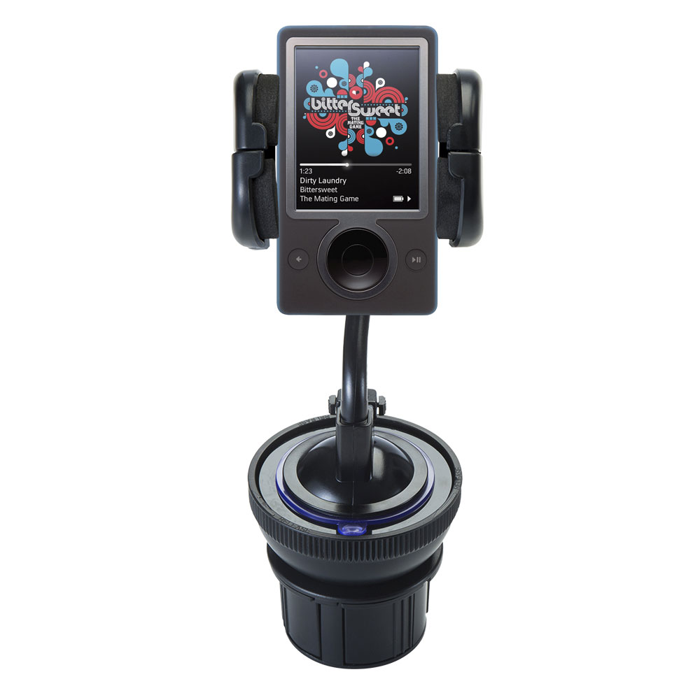 Cup Holder compatible with the Microsoft Zune Gen2