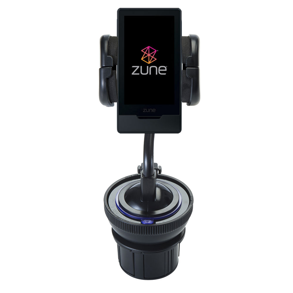 Cup Holder compatible with the Microsoft Zune HD