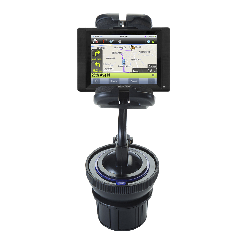Cup Holder compatible with the Nextar SNAP5