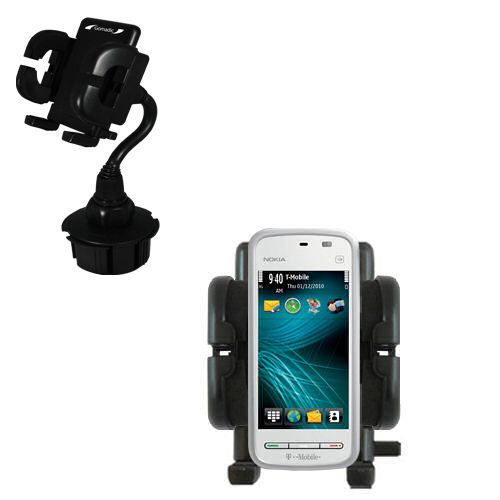 Cup Holder compatible with the Nokia 5230 Nuron