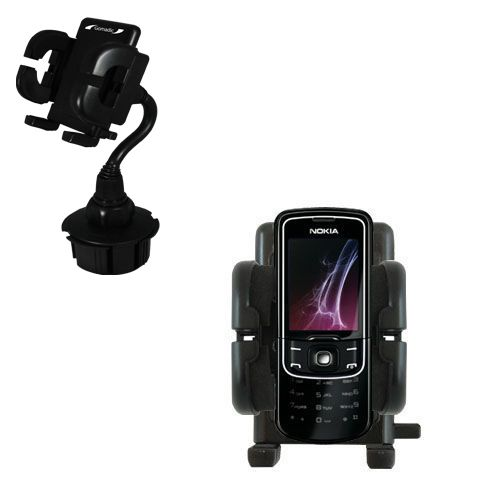 Cup Holder compatible with the Nokia 8600 Luna