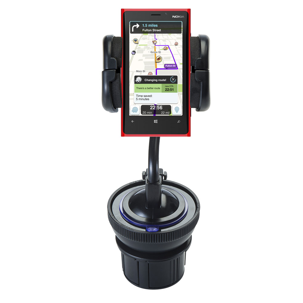 Cup Holder compatible with the Nokia Lumia 920