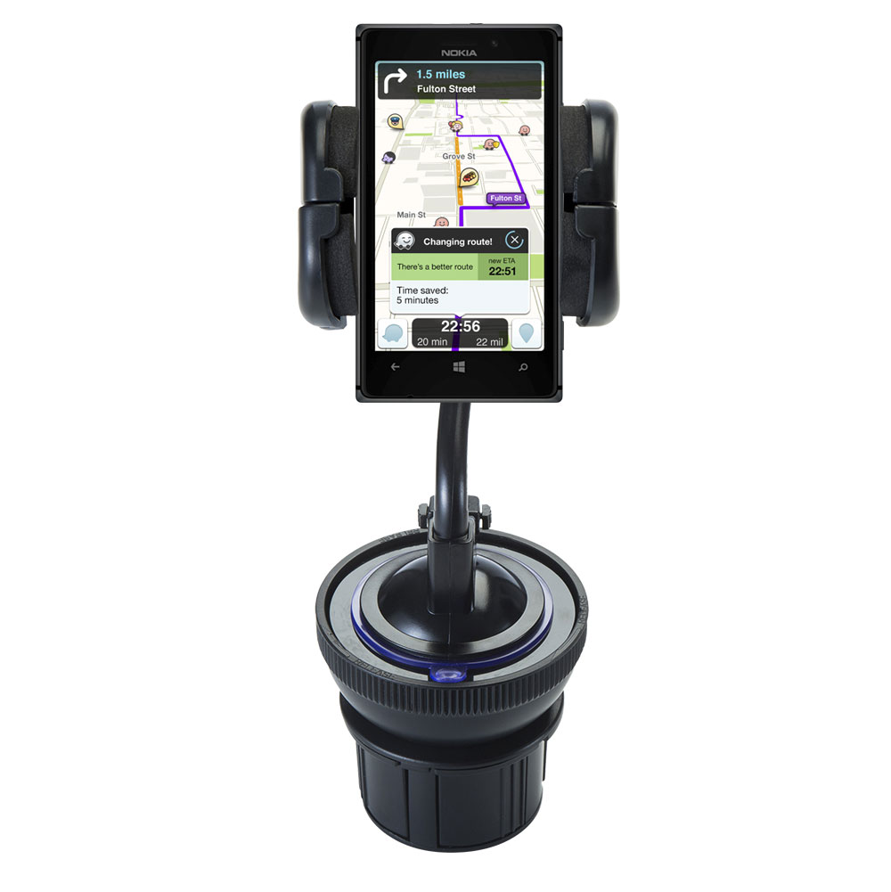 Cup Holder compatible with the Nokia Lumia 925