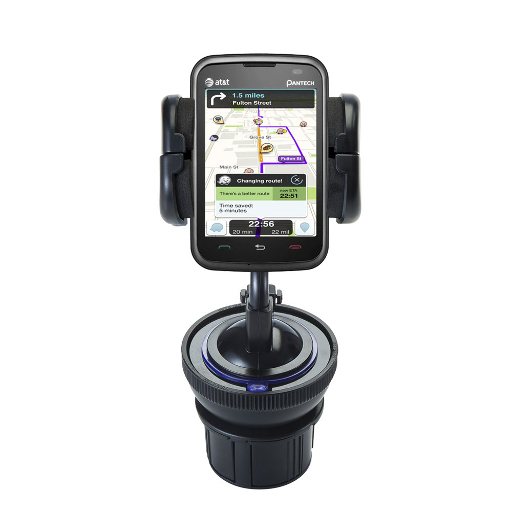 Cup Holder compatible with the Pantech Renue