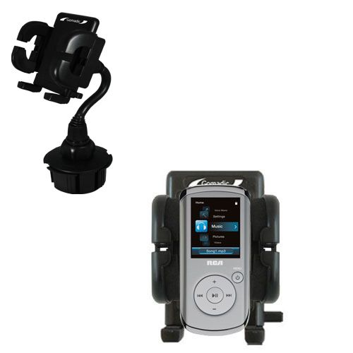Cup Holder compatible with the RCA M4108 Digital Music Player