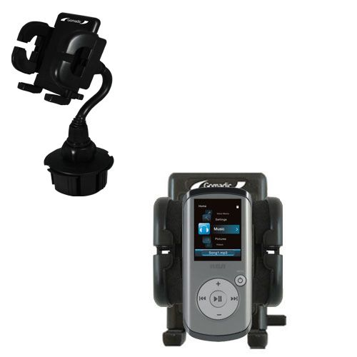 Cup Holder compatible with the RCA M4202 OPAL Digital Media Player