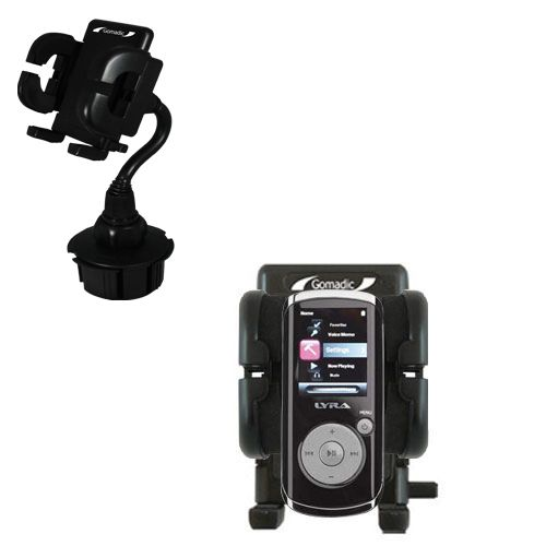 Cup Holder compatible with the RCA M4204 OPAL Digital Media Player