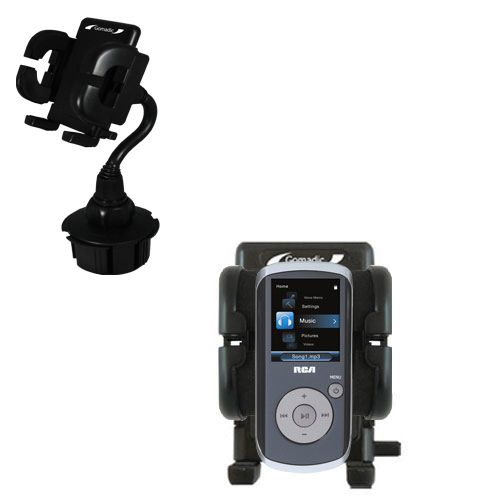 Cup Holder compatible with the RCA M4208 OPAL Digital Media Player