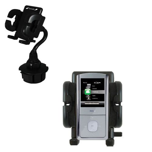 Cup Holder compatible with the RCA M4304 Opal Digital Media Player