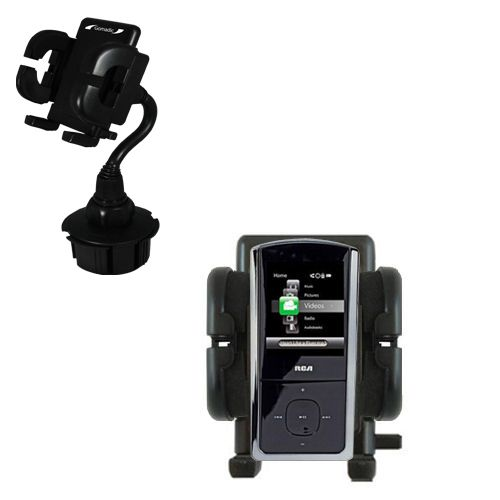 Cup Holder compatible with the RCA M4308 Opal Digital Media Player