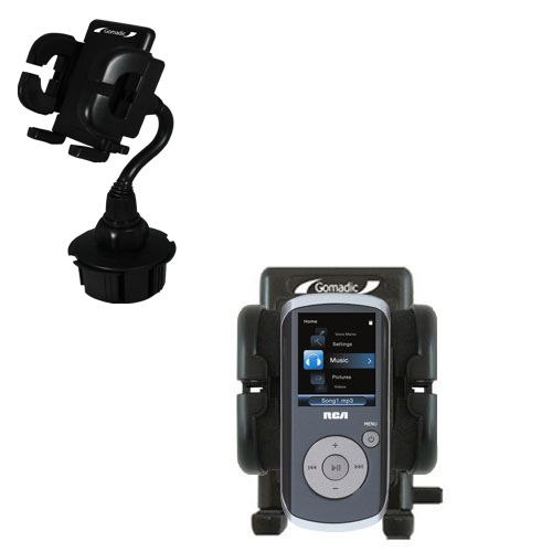Cup Holder compatible with the RCA MC4208 OPAL Digital Media Player