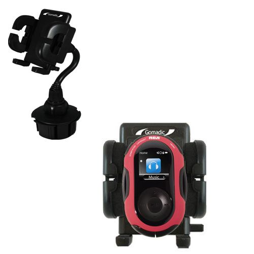 Cup Holder compatible with the RCA SC2202 JET Digital Audio Player