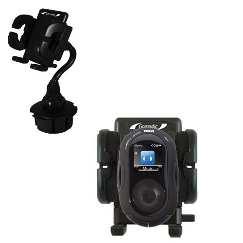 Cup Holder compatible with the RCA SC2204 JET Digital Audio Player
