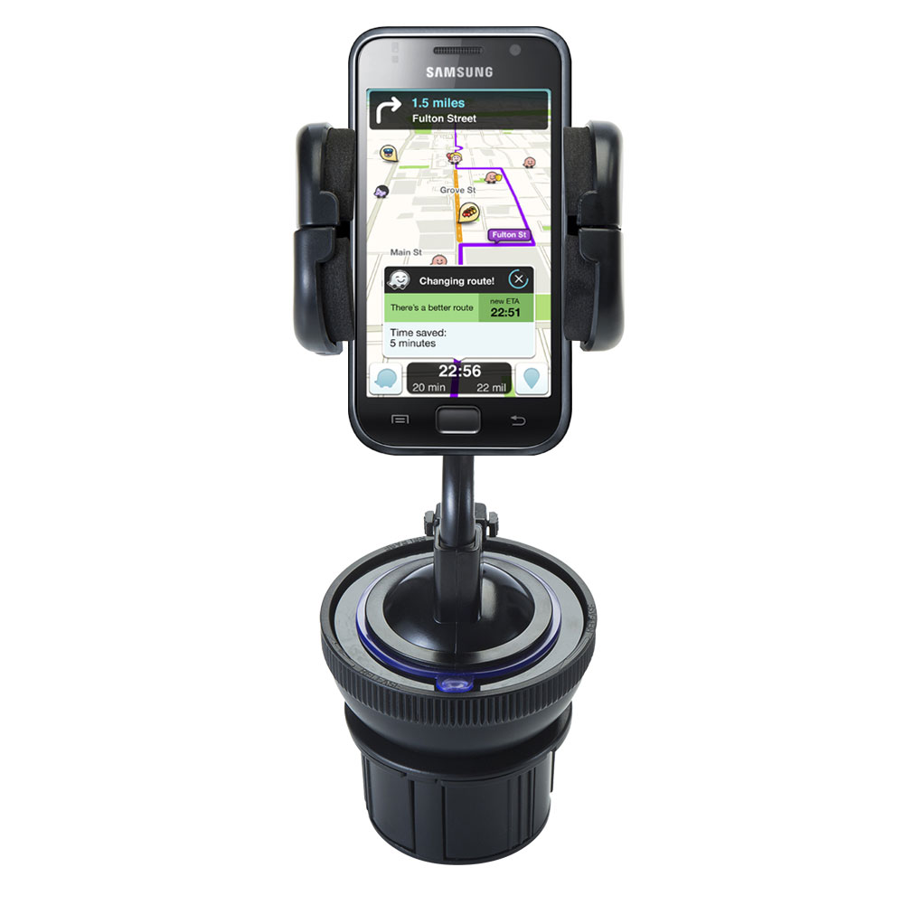 Cup Holder compatible with the Samsung Galaxy S