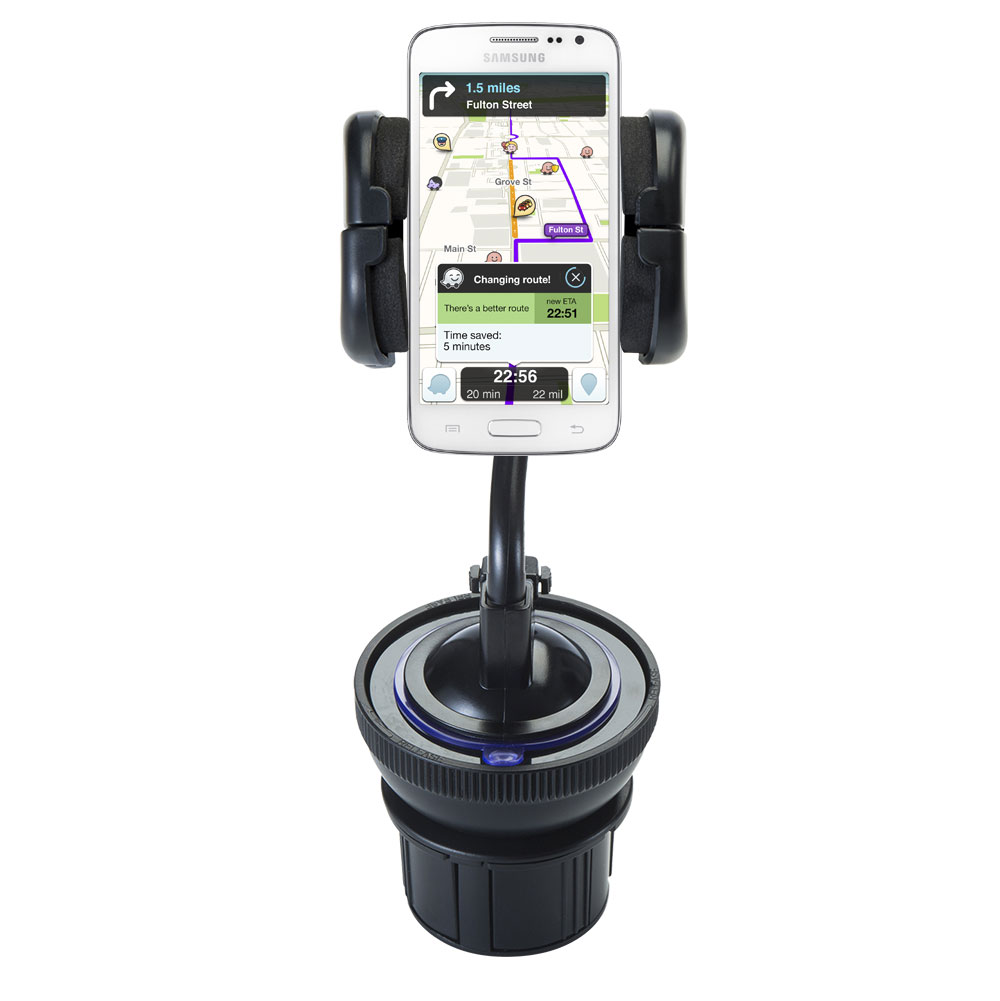 Cup Holder compatible with the Samsung Galaxy S III