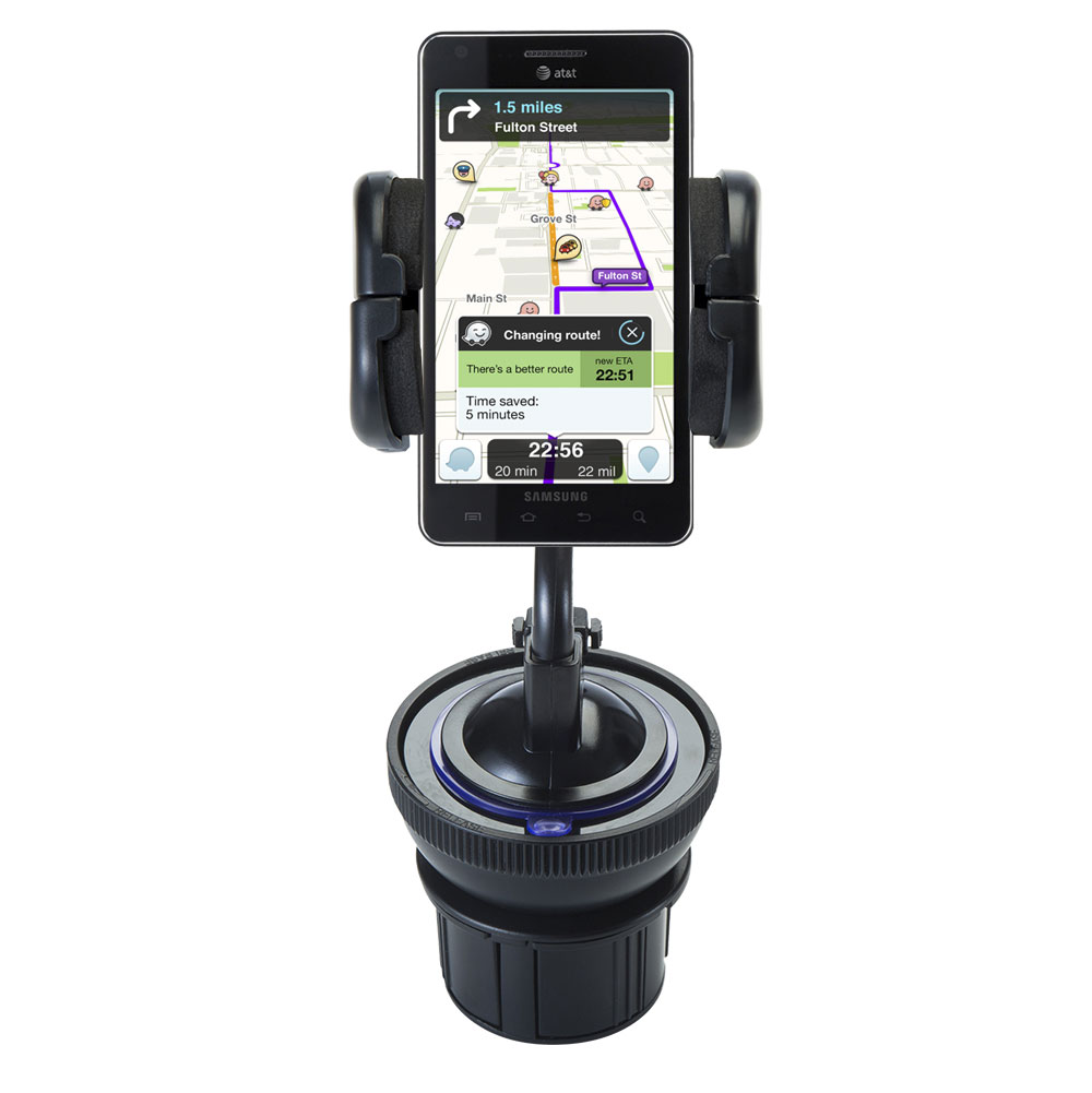 Cup Holder compatible with the Samsung Infuse 4G
