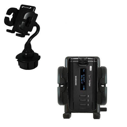 Cup Holder compatible with the Samsung SGH-A930