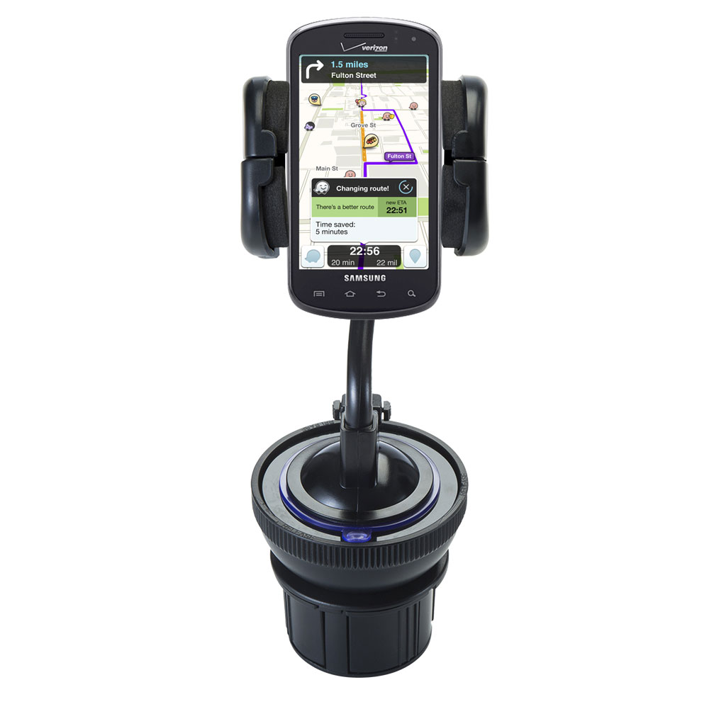Cup Holder compatible with the Samsung Stratosphere