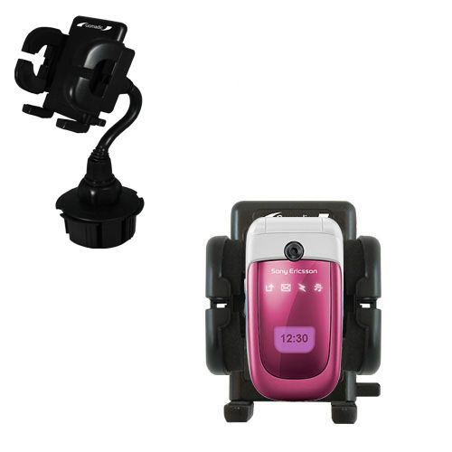 Cup Holder compatible with the Sony Ericsson z310i