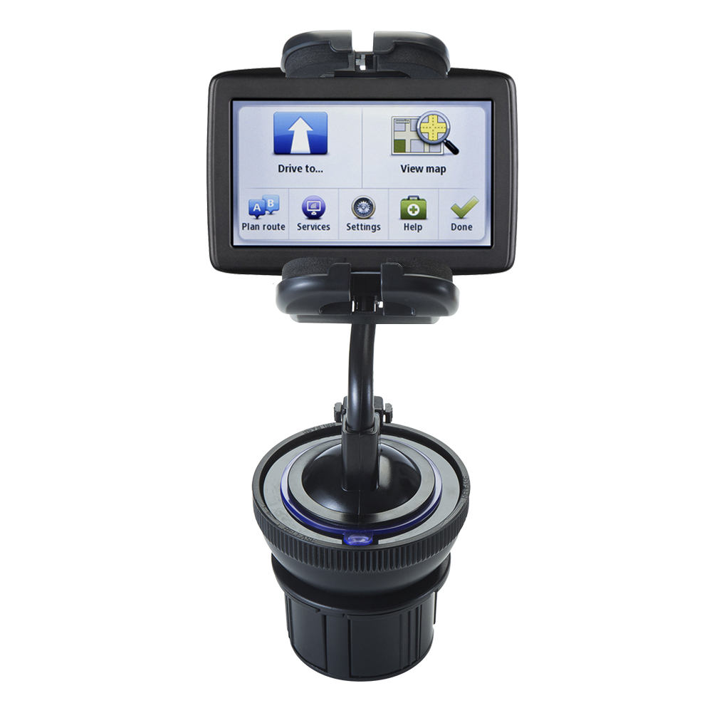 Cup Holder compatible with the TomTom VIA 1500